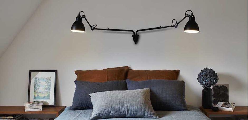 LAMPE GRAS by Bernard-Albin Gras