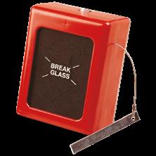Mynd STI SAFETY Lyklabox Large STI-4000 fyrir neyðarlykil