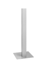 Mynd PROOX Standur fyrir Sápuskammtara Ryðfr H:1330cm PU-143